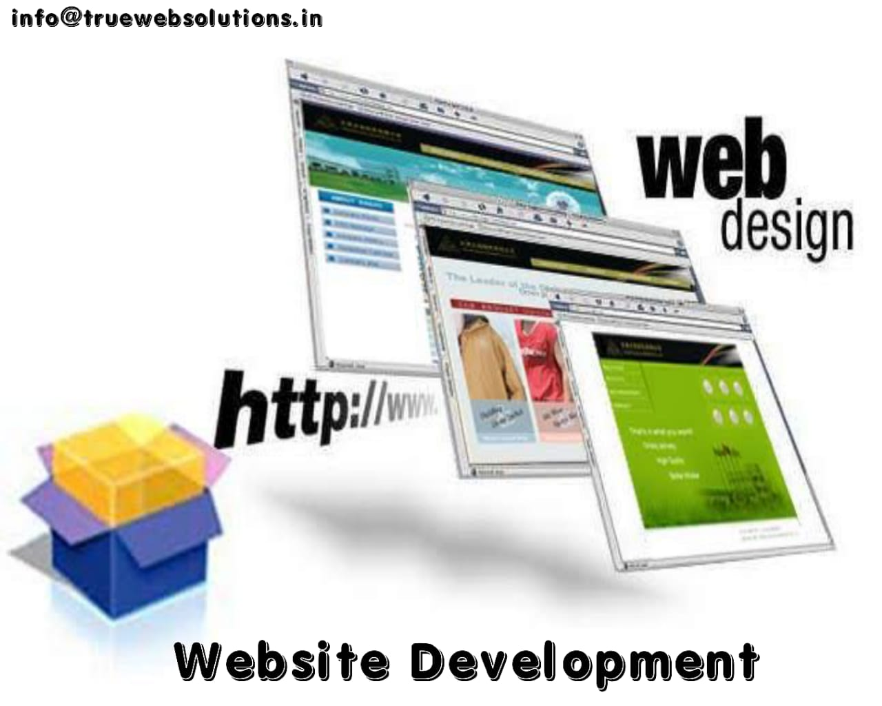 Design High quality | Professional Websites for any kind of Business.